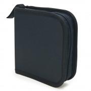 Pochette CD transport zippée 40 CD