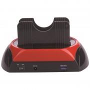 """Station d'acceuil USB 3.0 pour Disque Dur 2.5"""" ou 3.5"""" SATA"""