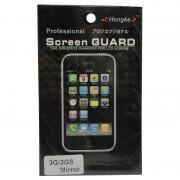 Film de protection miroir avec chiffon pour iPhone 3G 3GS