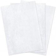 Couverture reliure grain cuir blanc 230gsm A4 216x303mm paquet de 100
