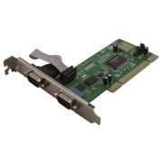 Carte PCI 2 ports série