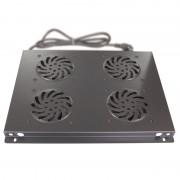 Kit 4 ventilateurs pour baie 800x800