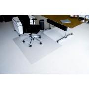 Tapis protege sol moquette Pro PET Transparent 1,20 x 1,50m