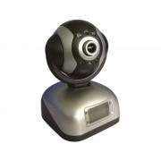 Caméra IP filaire motorisée et pilotable IR - détection de mouvements
