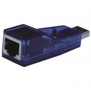 Adaptateur monobloc USB 2.0 à reseau RJ45 10/100