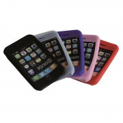 Coque silicone pour iPhone 3G-3GS couleur WAYTEX