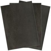 Couverture reliure grain cuir noir 230gsm A4 216x303mm paquet de 100