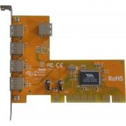 Cordon réseau RJ45 Cat. 6 100% cuivre blindé FTP orange 10.00 m