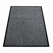 Tapis anti poussière pro gris antracite PP 0,40 x 0,60m