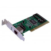 Carte PCI Gigabit 32 Bits avec support low profile REPOTEC