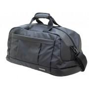 Sac de voyage / sac à dos noir multi compartiments 50cm