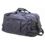 Sac de voyage / sac à dos noir multi compartiments 58cm