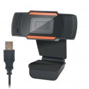 Webcam HD 3 Mégapixels USB 2.0, 720P, Micro
