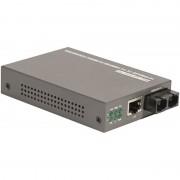 Convertisseur fibre 10/100 Base Multimode Duplex SC 2km
